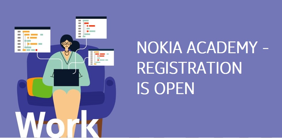 Nokia Academy – registration is open!